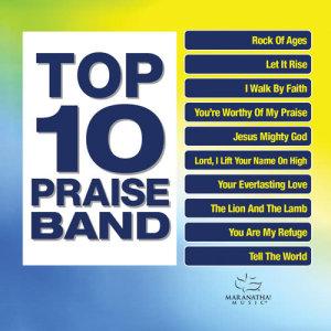 Album Top 10 Praise Band from Maranatha