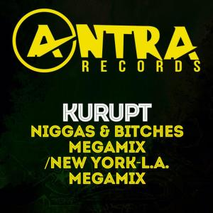 Album Niggas & B**ches Megamix / New York-L.A. Megamix from Kurupt
