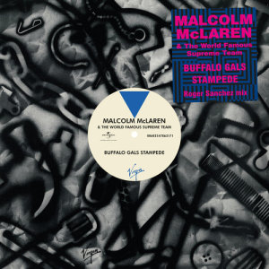 Album Buffalo Gals Stampede from Malcolm McLaren