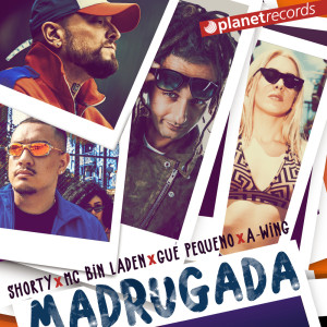 Album Madrugada from Guè Pequeno