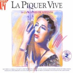 La Piquer Vive 2003 Concha Marquez Piquer