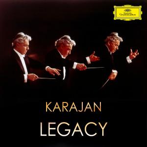 卡拉杨的專輯Karajan: Legacy