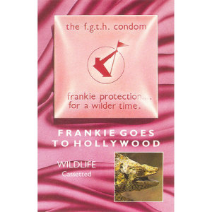 Frankie Goes To Hollywood的專輯Wildlife (Cassetted)