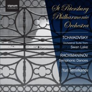 St Petersburg Philharmonic Orchestra的專輯Tchaikovsky: Swan Lake Suite, Rachmaninov: Symphonic Dances