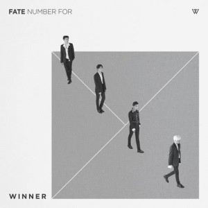 WINNER的專輯FATE NUMBER FOR