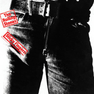 The Rolling Stones的專輯Sticky Fingers