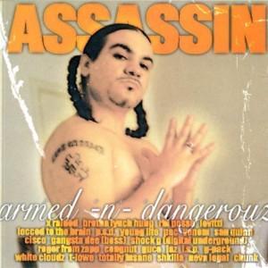 Album Armed & Dangerous from DJ King Assassin