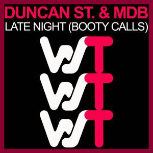 Album Late Night (Booty Calls) from MDB