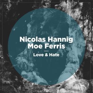 Album Love & Hate from Nicolas Hannig