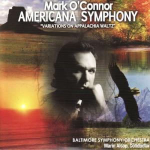 Album Americana Symphony from Baltimore Symphony Orchestra