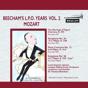 London Philharmonic Orchestra的專輯Beecham's L. P. O. Years, Vol. 2: Mozart