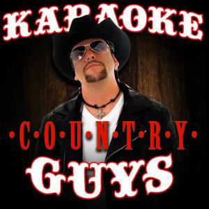 Ameritz的專輯Karaoke - Country Guys