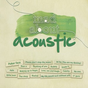 Album Mad About Acoustic from Davey Langit