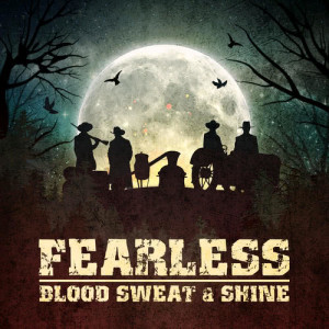 Album Blood Sweat & Shine from Fearless