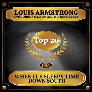 Album When It's Sleepy Time Down South from Gordon Jenkins and His Orchestra