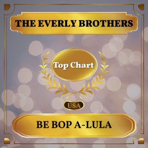 Album Be Bop A-Lula from The Everly Brothers