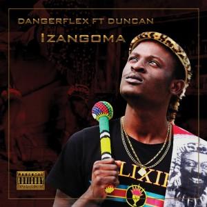 Album Izangoma from Dangerflex