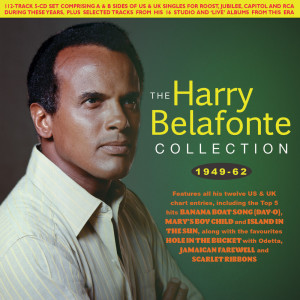 Album Collection 1949-62 from Harry Belafonte
