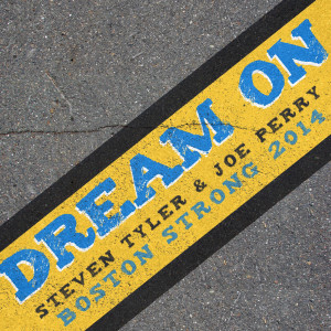 收聽Steven Tyler的Dream On (Boston Strong 2014)歌詞歌曲