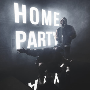 Album HOME PARTY (Explicit) from Tepki