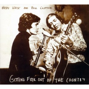 Album Getting Folk out of the Country from Bill Clifton