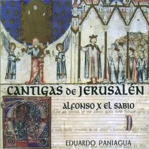 Album Cantigas de Jerusalén from Eduardo Paniagua