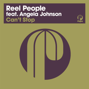 Album Can't Stop from Angela Johnson