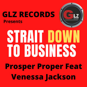 Album Strait Down to Business from Venessa Jackson