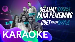 """ANNOUNCEMENT: K-Battle """"Duet Bareng Idola"""" Yotari, Trisoul, & Mawar Winner!"""