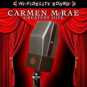 Listen to If You'd Stay The Way I Dream About You song with lyrics from Carmen McRae