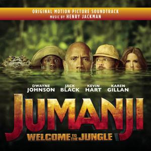 Henry Jackman的專輯Jumanji: Welcome to the Jungle (Original Motion Picture Soundtrack)
