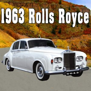 Sound Ideas的專輯1963 Rolls Royce Sound Effects