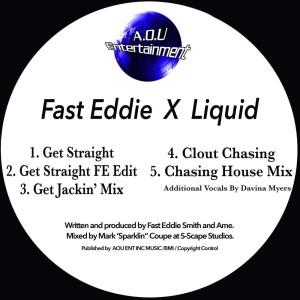 Album Get Straight / Clout Chasing (Original) from Liquid