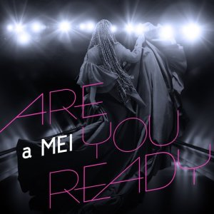 aMEI (張惠妹)的專輯Are You Ready