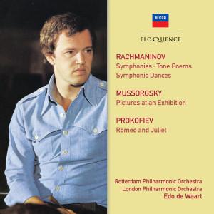 Edo De Waart的專輯Rachmaninov, Mussorgsky, Prokofiev: Orchestral Works