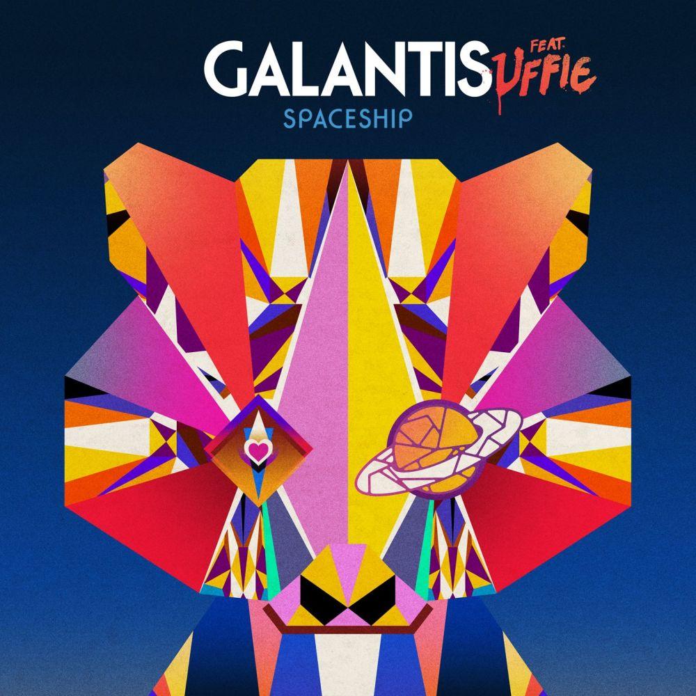 Spaceship (feat. Uffie) 2018 Galantis; Uffie