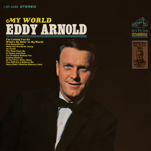 Eddy Arnold的專輯My World