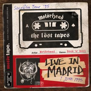 Motorhead的專輯The Löst Tapes Vol. 1 (Live in Madrid 1995) (Explicit)