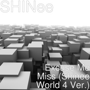 Excuse Me Miss (Shinee World 4 Ver.)