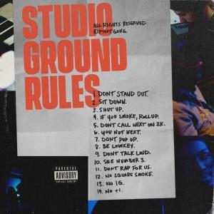 Album Studio Ground Rules from Saba