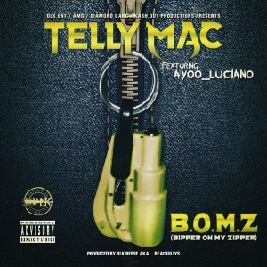 Telly Mac的專輯B.O.M.Z. (Bipper on My Zipper)