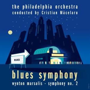 The Philadelphia Orchestra的專輯Blues Symphony