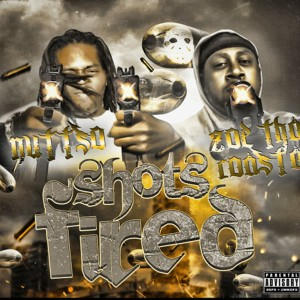 Album Shots Fired (Explicit) from Nuttso
