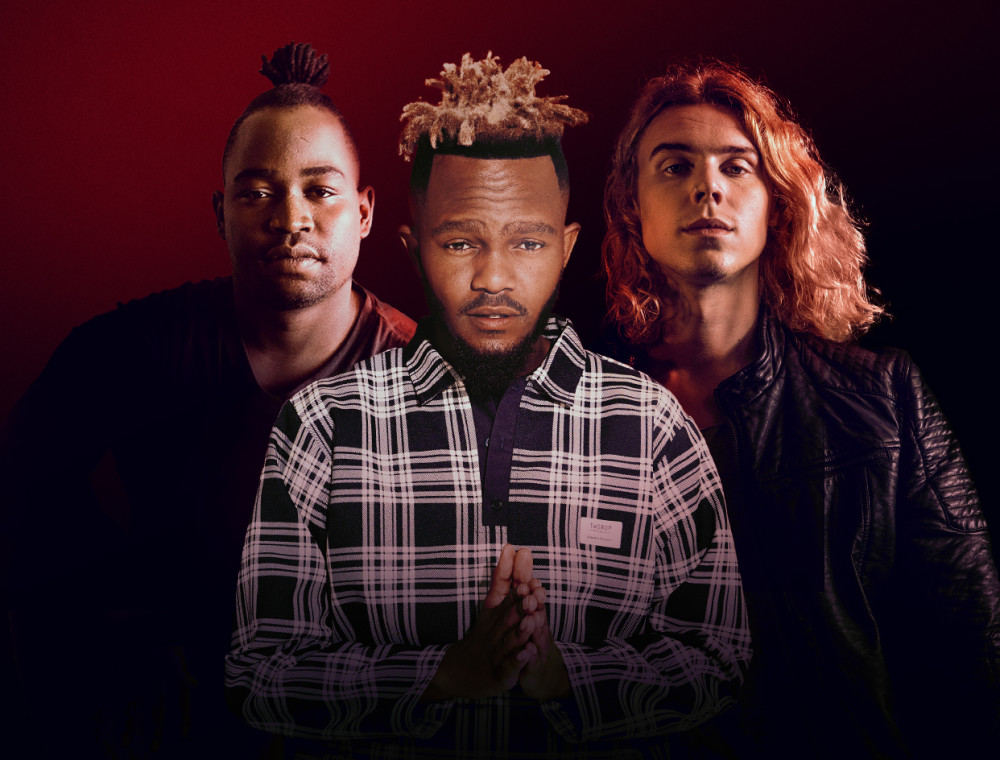 Kwesta, Elandré & Refentse hit the 'Old Town Road'
