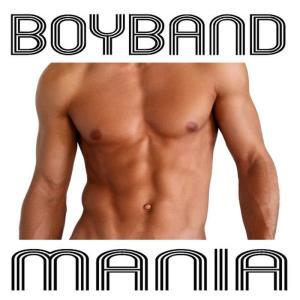 Album Boyband Mania from Various Artists
