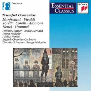 Claudio Scimone的專輯Essential Classics: Trumpet Concertos