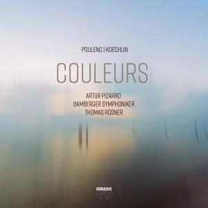 Artur Pizarro的專輯Couleurs