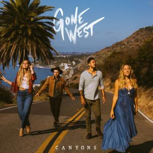 Album Canyons from Gone West