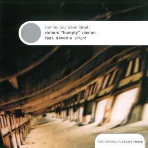 "Album Alright (feat. Devon'e) from Richard ""Humpty"" Vission"