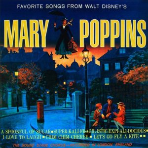 Album Favorite Songs from Mary Poppins (Remastered from the Original Somerset Tapes) from The Sound Stage Chorus